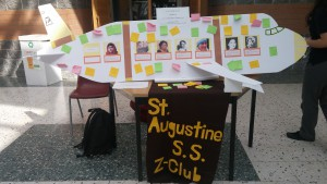 St Augustine Violence against Women project