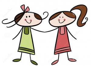 two-girl-friends-clip-art-146861