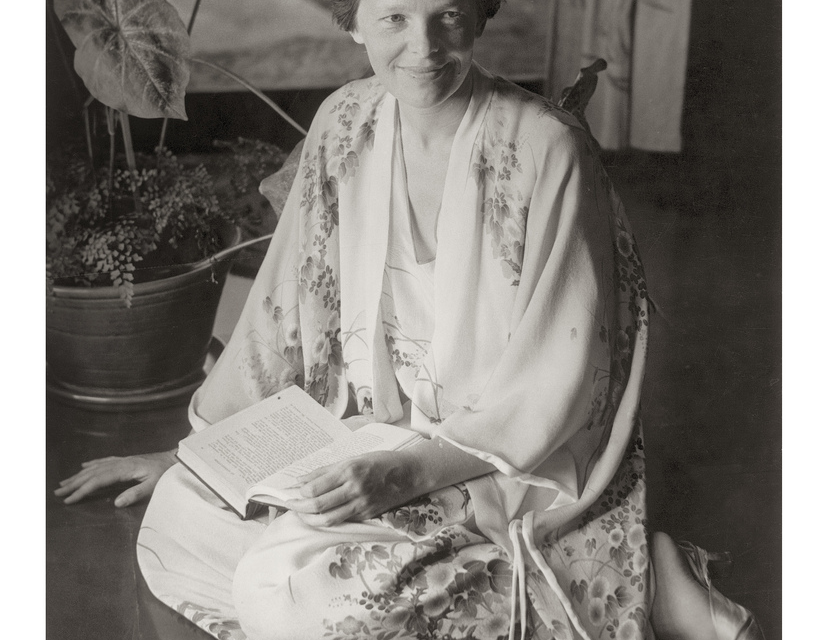 January is Amelia Earhart Month