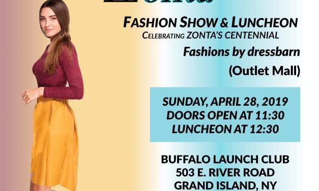 Fashion Show April 28th