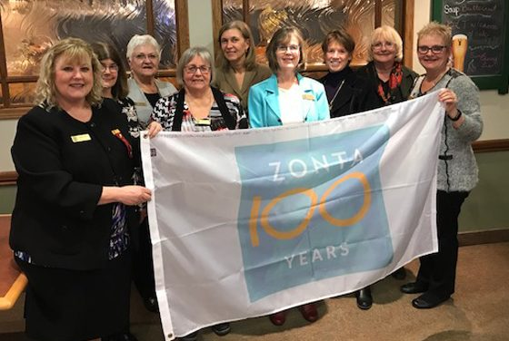 Owen Sound Zonta celebrates 100th anniversary
