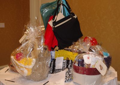 2017 D4 Conference AE Basket Raffle