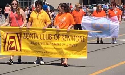 Kenmore Memorial Day Parade on May 27, 2019