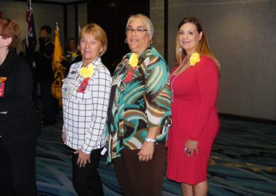 District 4 Elected Officers