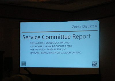 D4 Service Committee Presentation
