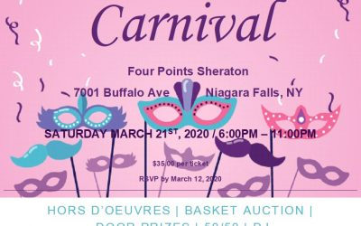 ZC of Niagara Falls, NY Presents Carnival Mar. 21st