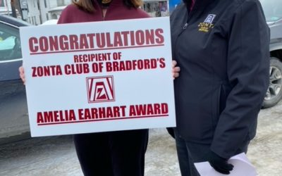 ZC of Bradford – Acknowledging Young Women