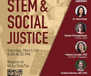 McMaster Golden Z's Speakers' Night: Women in STEM & Social Justice