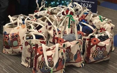 ZC of Niagara Falls, ON – Service Project Bag of Courage