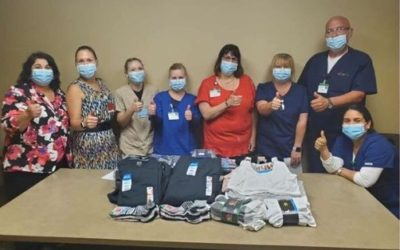 ZC of Olean – Service Project Essential Clothing
